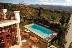 Hotel La Fuente de la Higuera | Ronda, Málaga, Andalusië | Escapada