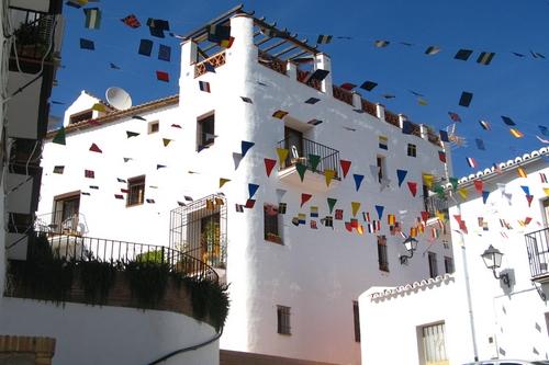 Hotel Los Castaños | Cartajima, Málaga, Andalusië, Spanje | Escapada