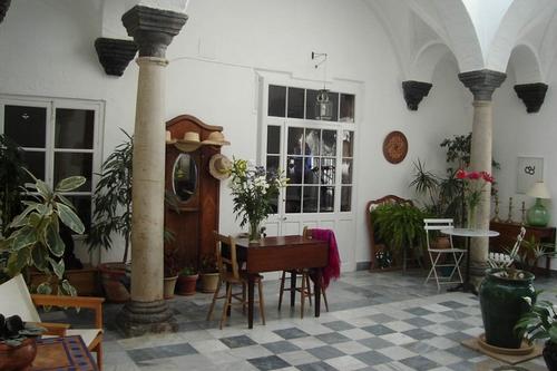 La Casa Grande - patio
