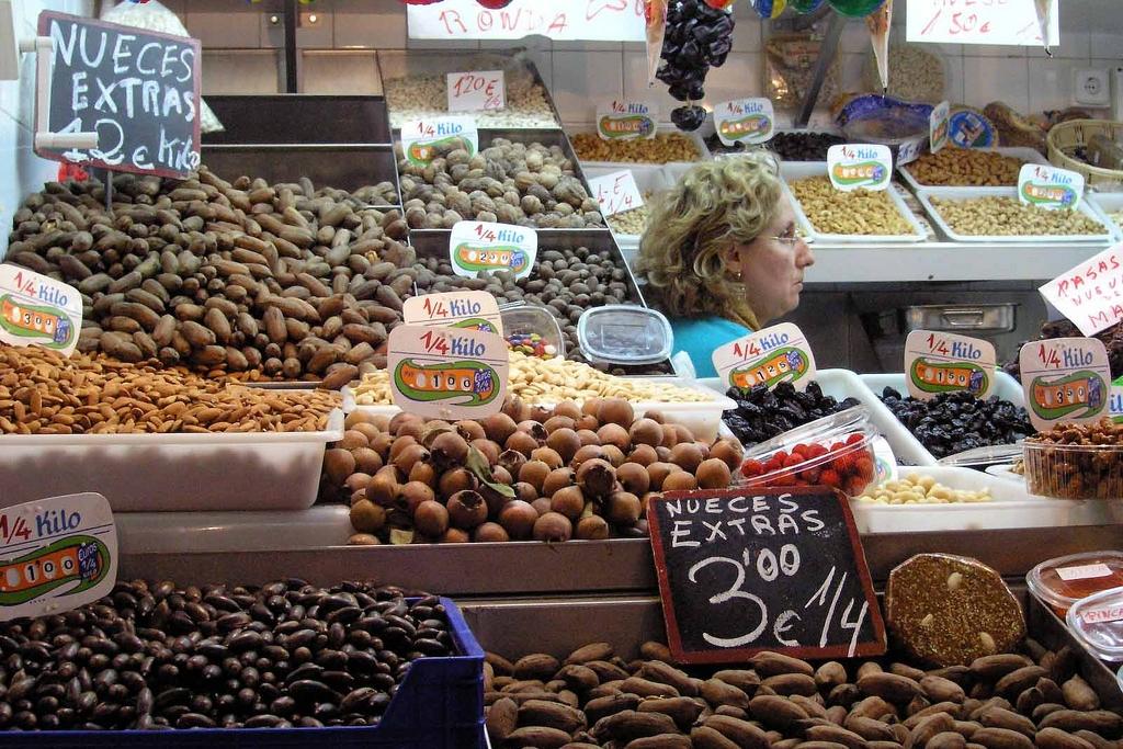 Mercado Central de Atarazanas - Málaga l noten