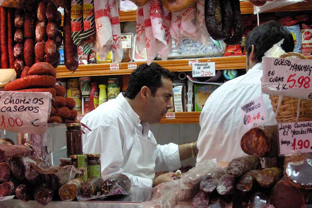 Mercado Central de Atarazanas - Málaga l slager